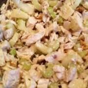 insalata di pollo e sedano